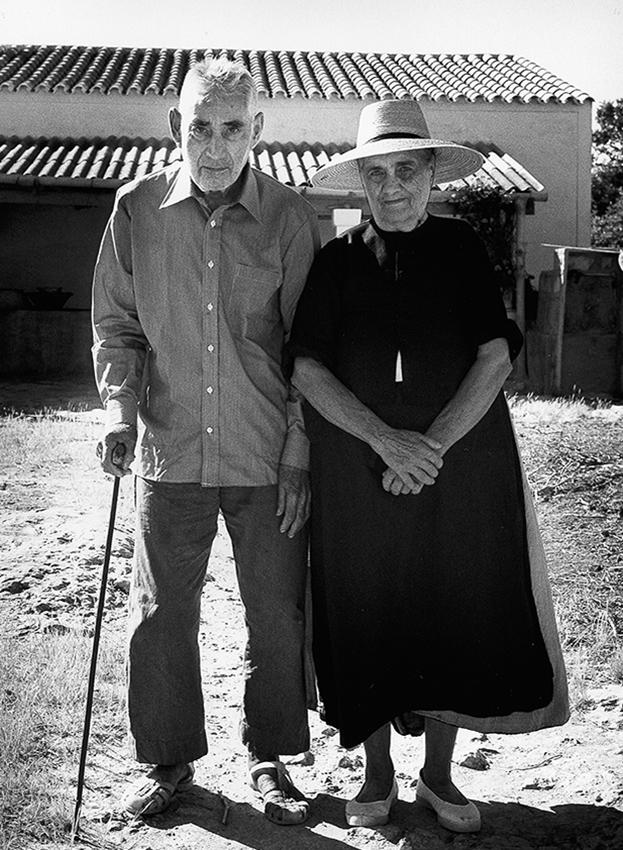 https://lupuswolf.de Impressionen Formentera 1960-80 Francisco und Francisca