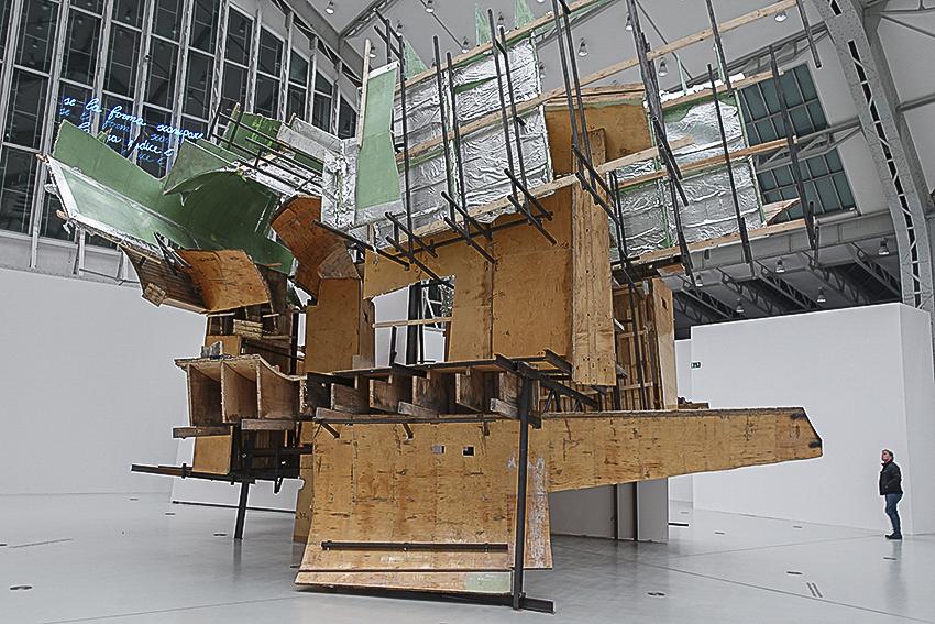 Deichtorhallen Elbphilharmonie Revisited PeterBuggenhoutBabelVariationen
