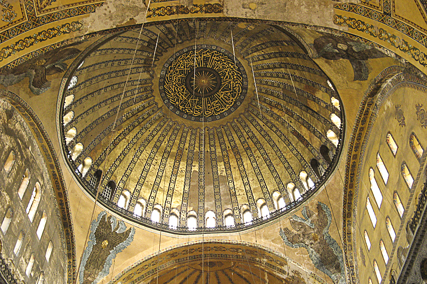 City Galerie Istanbul, Marrakech, Lissabon Haga Sophia Kuppel