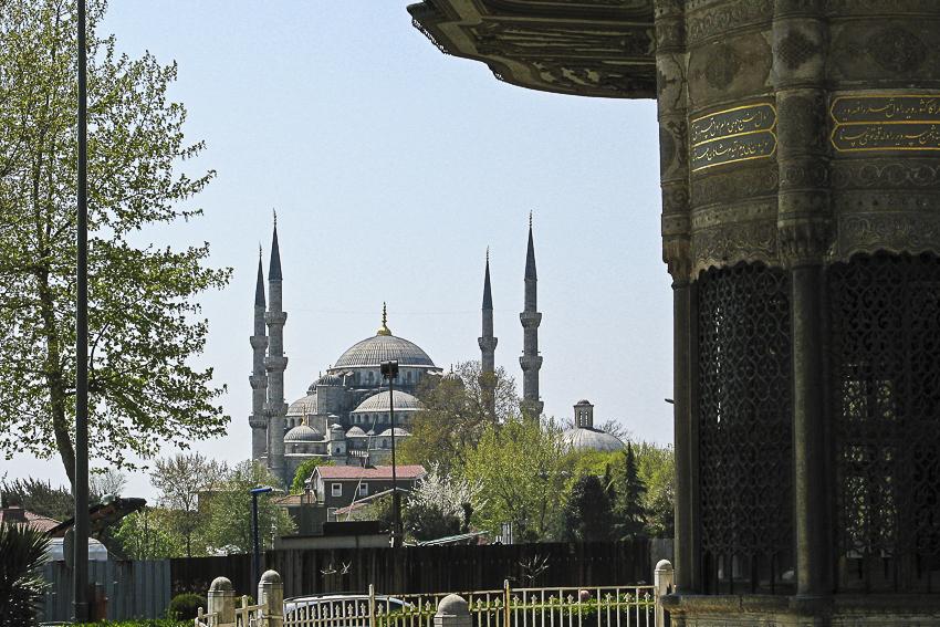 City Galerie Istanbul, Marrakech, Lissabon Sultan-Ahmed-Moschee