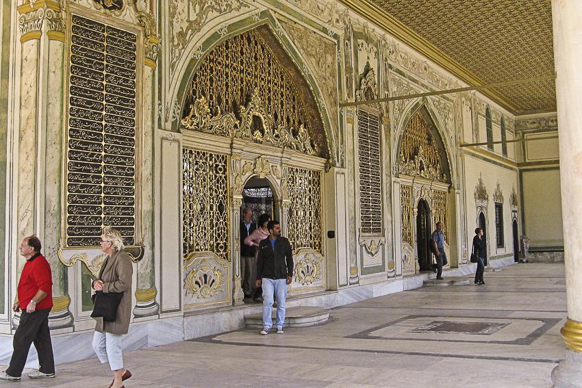 City Galerie Istanbul, Marrakech, Lissabon Topkapi