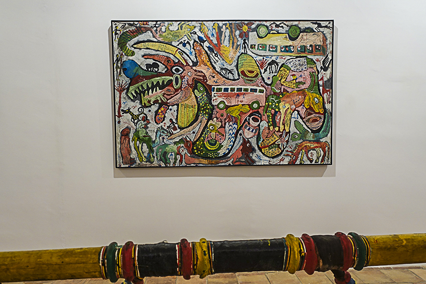 Museum Sa Bassa Blanca Bild