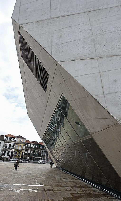PORTO die barocke Stadt am Douro Casa de Musica