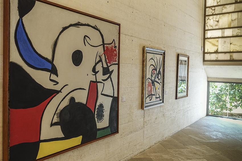 MIRÓ Fundació Pilar i Joan Miró a Mallorca MIRÓ Fundació Pilar i Joan Miró a Mallorca