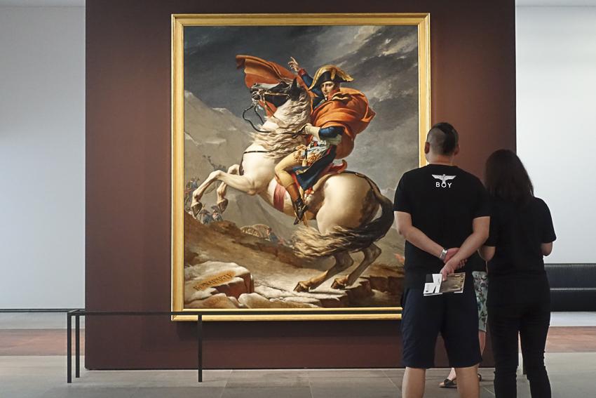 Louvre Abu Dhabi Exponate Kunst