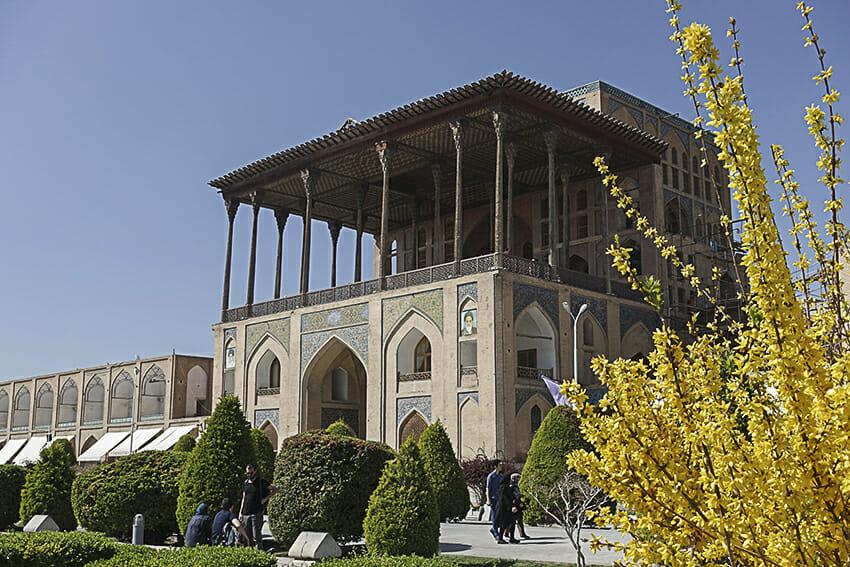Ali-Qapu-Palast Isfahan