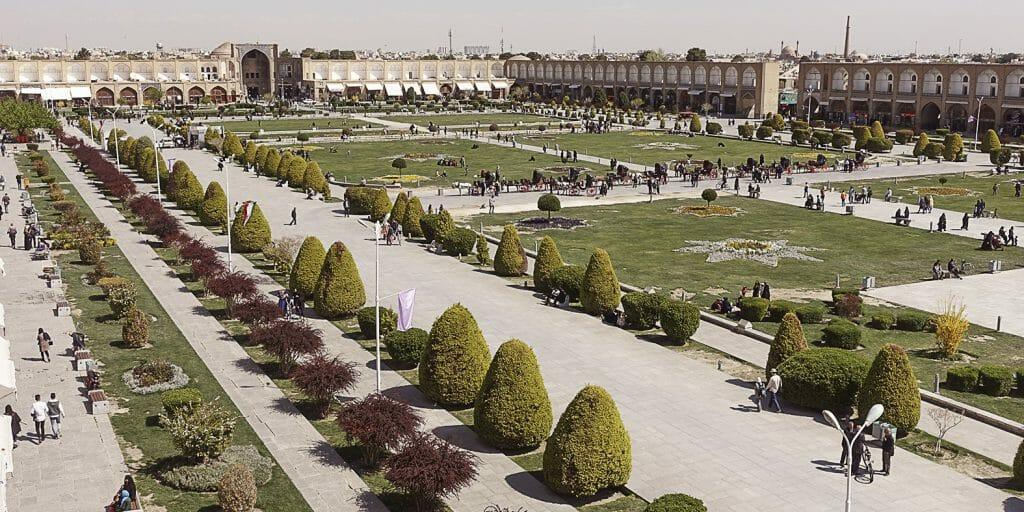 Imam Platz Isfahan