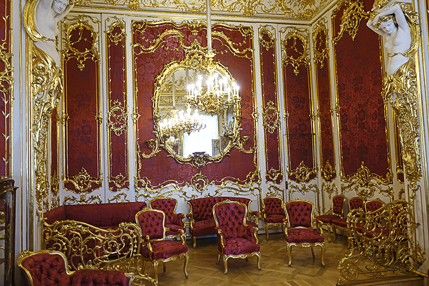 Zarenstadt Sankt Petersburg - Eremitage Eremitage, Privatgemächer1