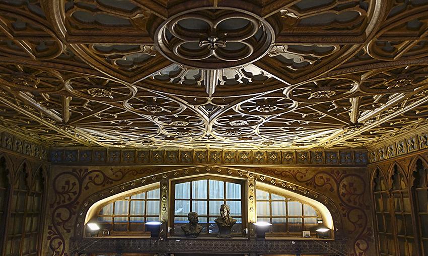 PORTO die barocke Stadt am Douro Buchhandlung Lello & Irmão