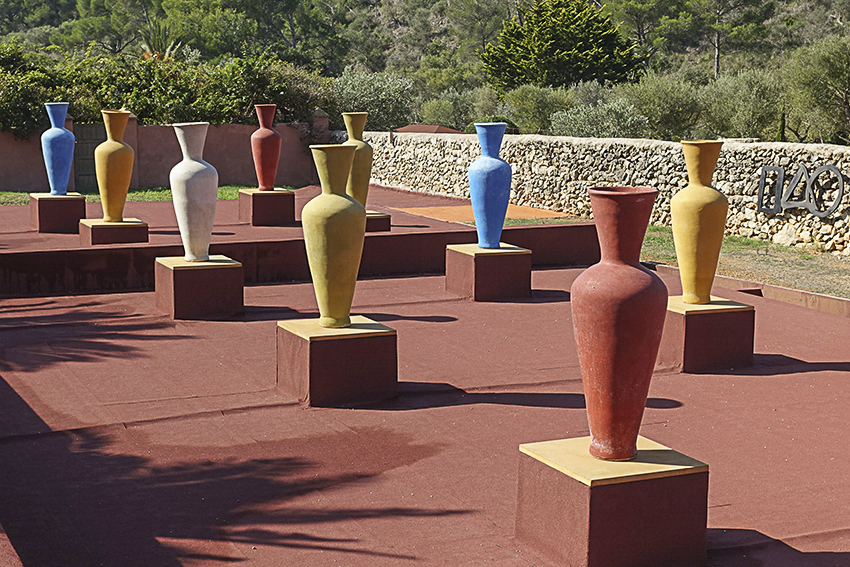 Museum Sa Bassa Blanca Majorelle