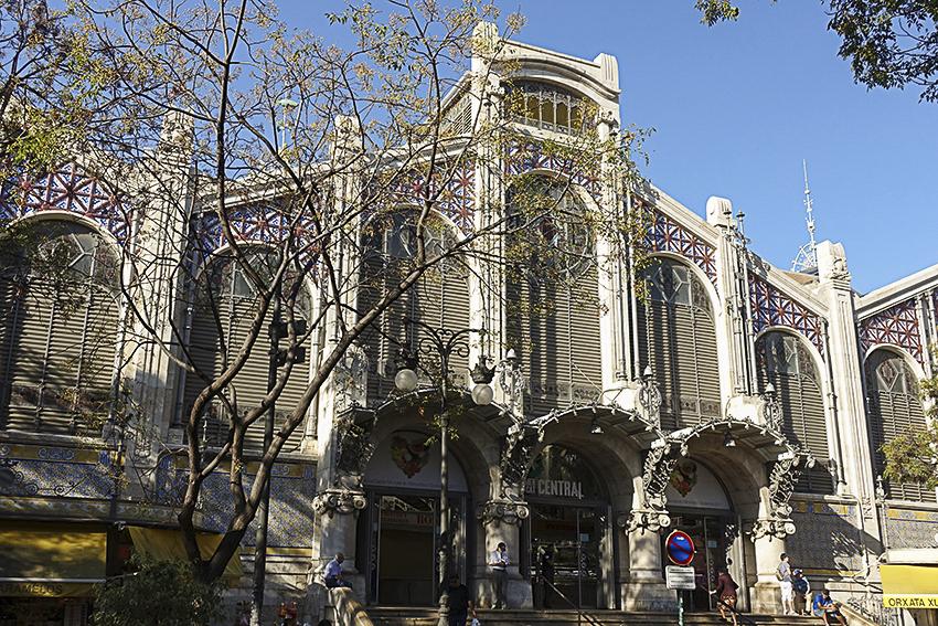 Markthalle Valencia, Highlights der historischen Altstadt