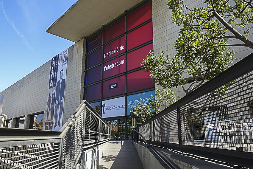 Modernes Museum Valencia, die lebendige Stadt am Mittelmeer