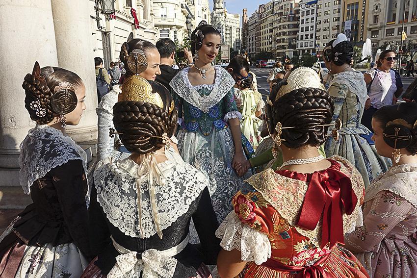 Valencia Trachten Valencia, die lebendige Stadt am Mittelmeer